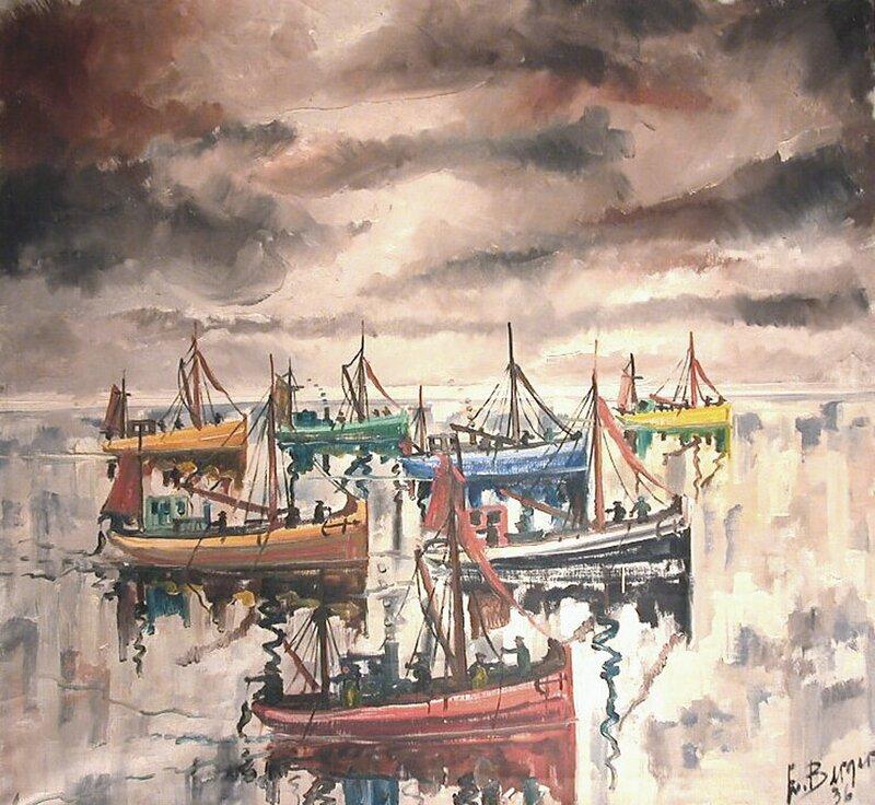 Fiskebåter 1936