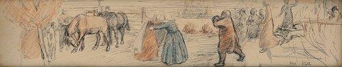 Liti Kjersti gjenforenes med sin mor 1902