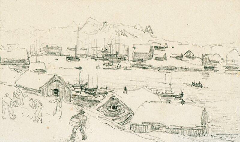 Fiskevær, Lofoten
