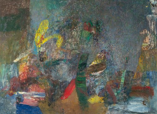 Feuille (Leaf) 1963