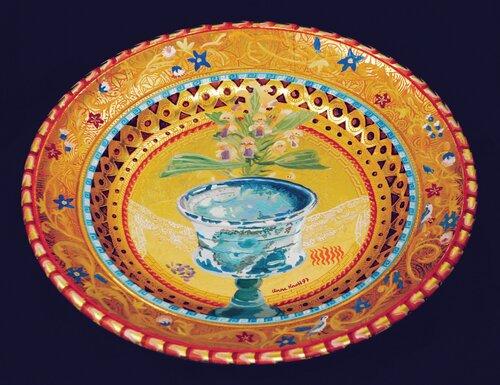 Komposisjon med alterkalk 1997