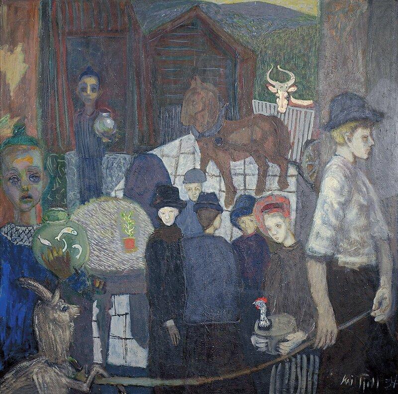 Auksjonen er slutt 1934