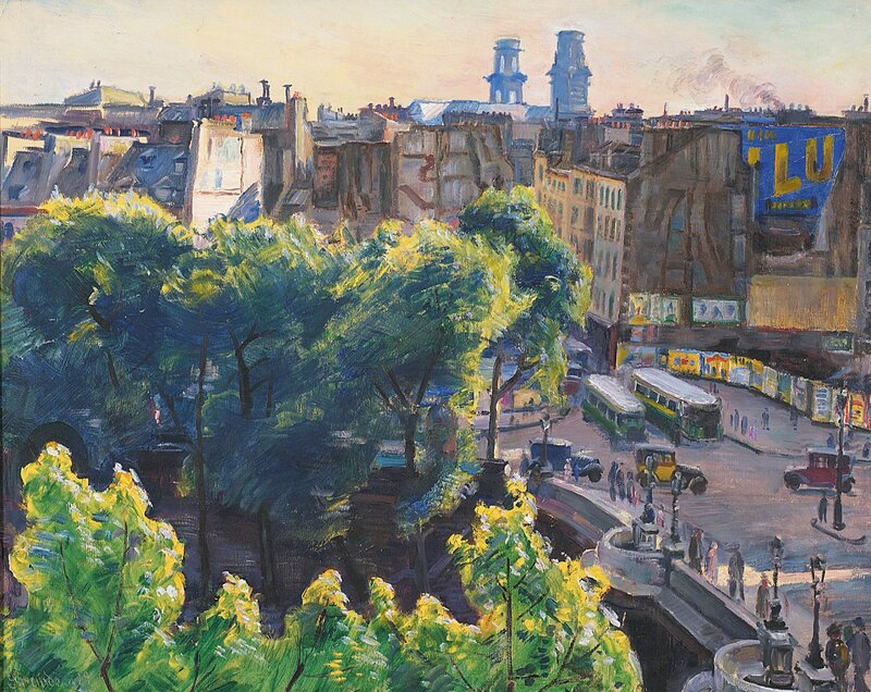 Fra Paris 1929