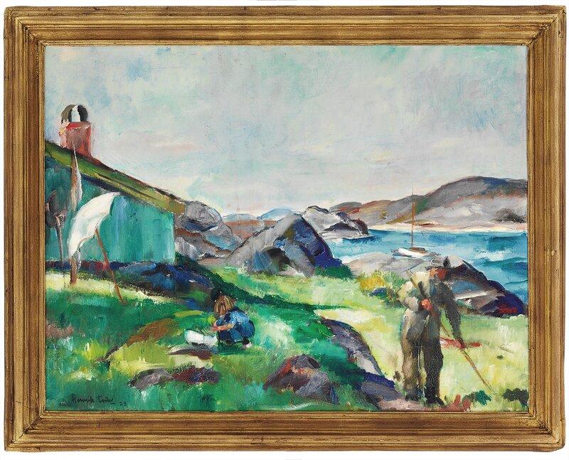 Skjærgård 1923