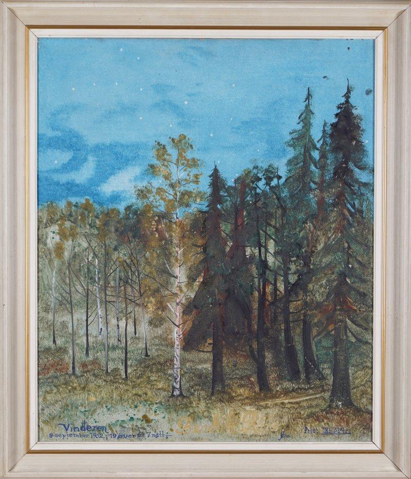 Vinteren/Vinderen 1952