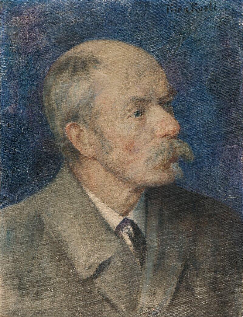 Portrett av Arne Garborg