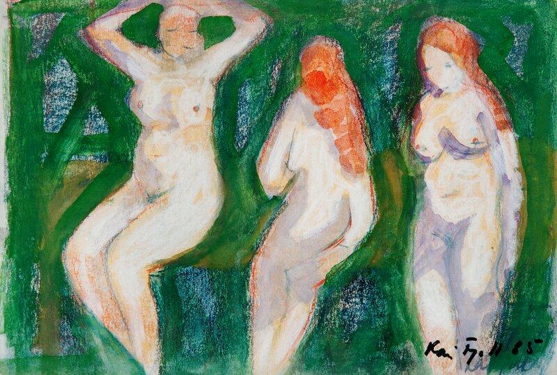 Tre kvinner 1985