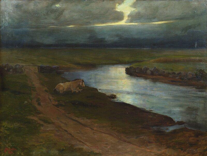 Sommernatt 1889