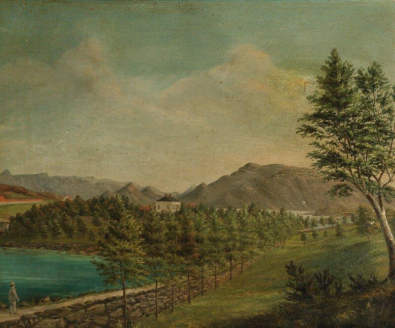 Eiendommen Hillevaag 1868