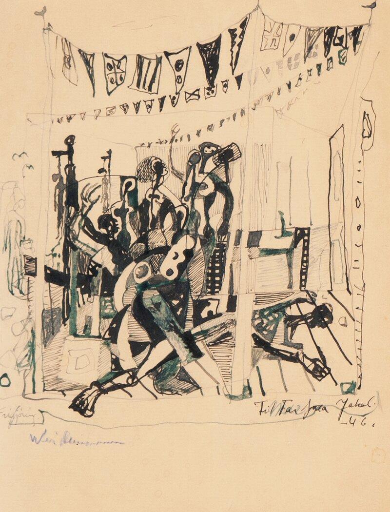 Frigjøring 1946