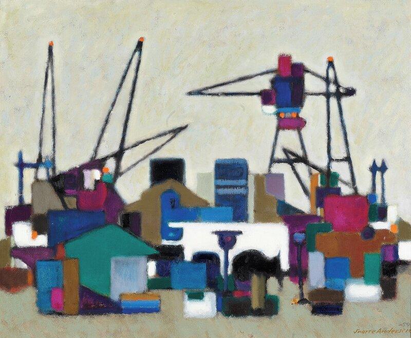 Havneparti 1959