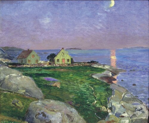 Fra Sandø 1899