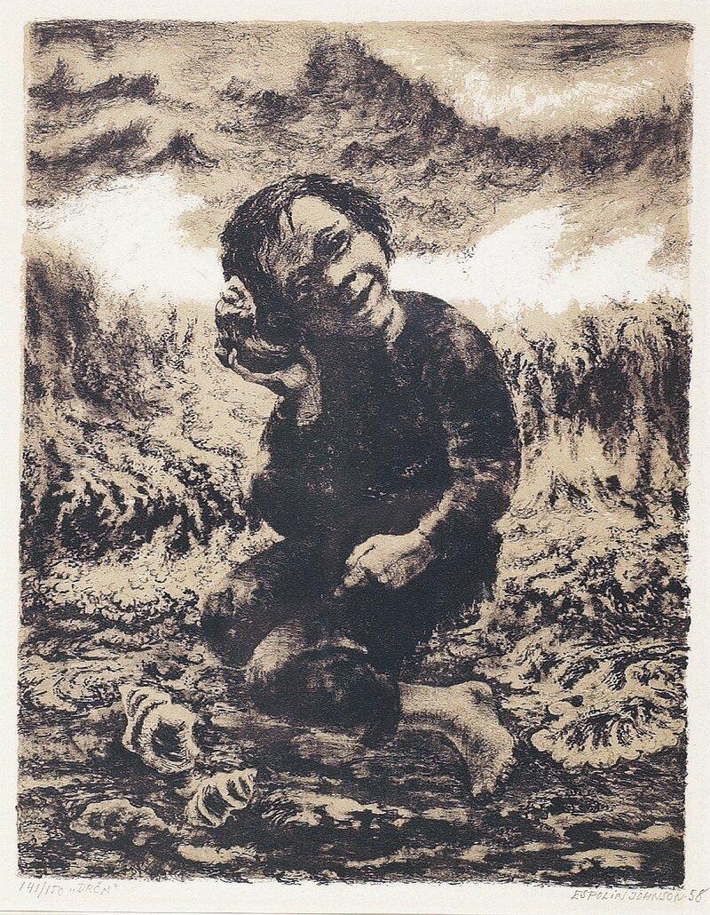 Gutten med konkylien 1958