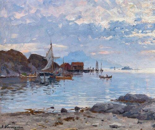 Fiskevær i Nord-Norge