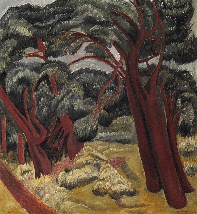 Skogsparti 1927