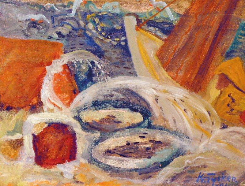 Fisker i storm 1941