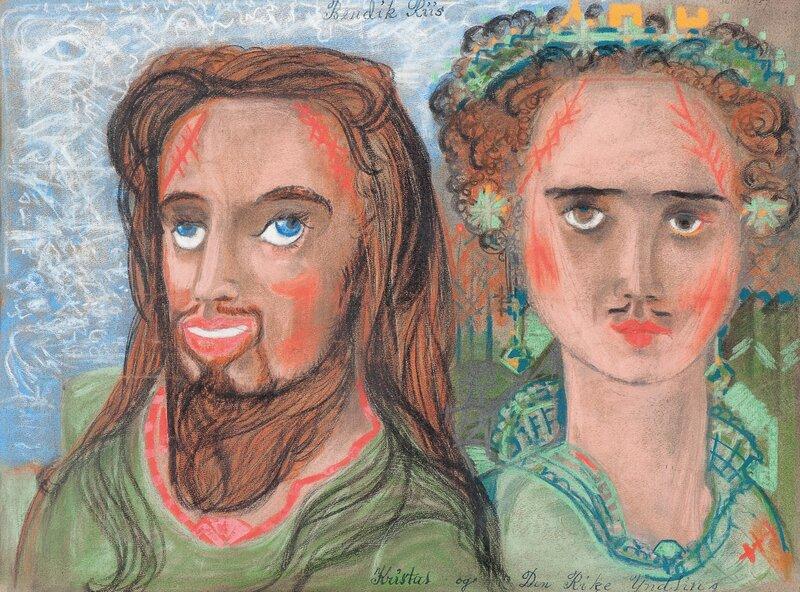 Kristus og den rike yndling 1957