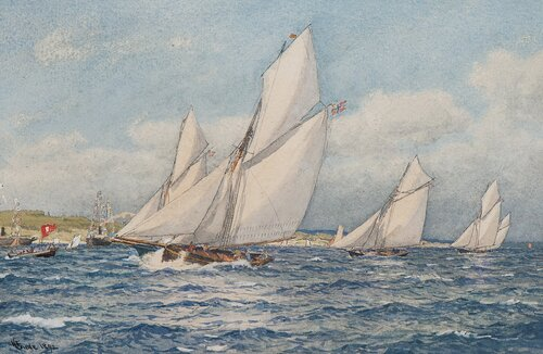 Regatta 1892