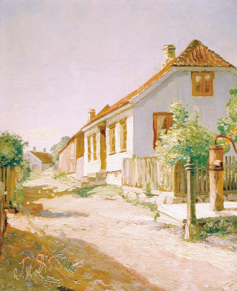 Landsbygate