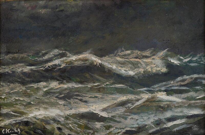 Krappe bølger