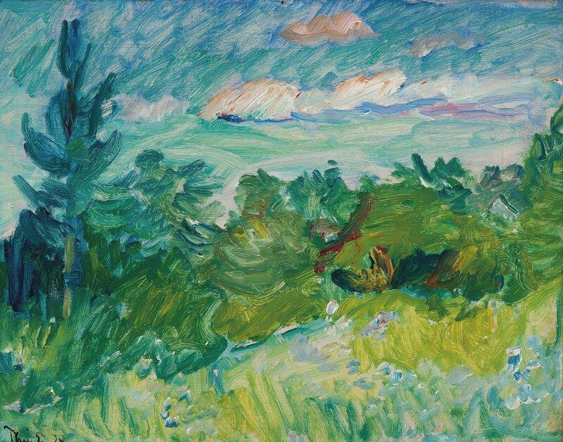 Landskap 1924