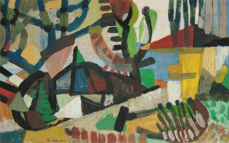 Landscape 1950