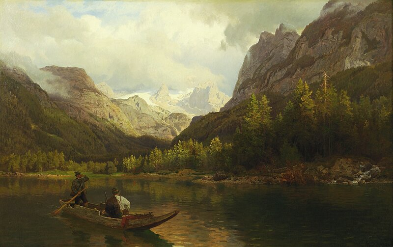 Gosausee 1871
