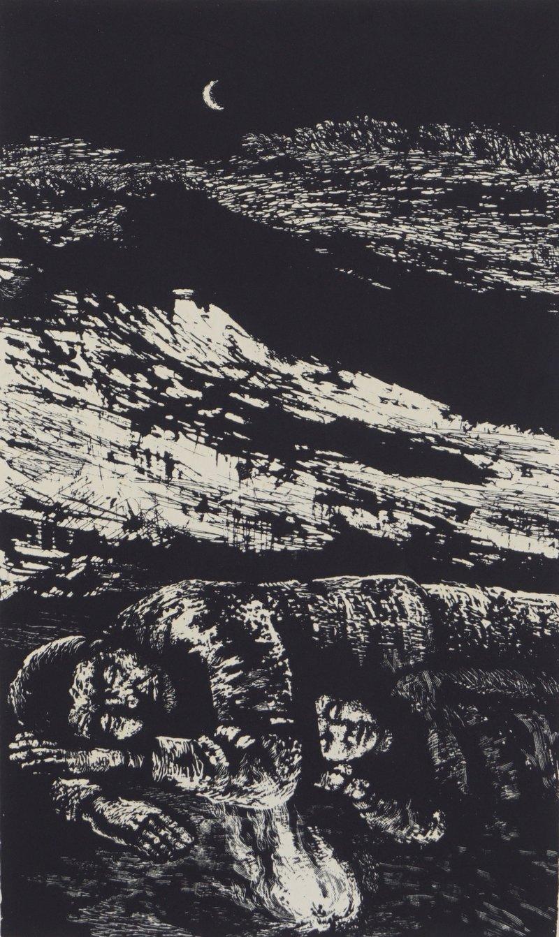 Flyktninger, Finnmark 1944