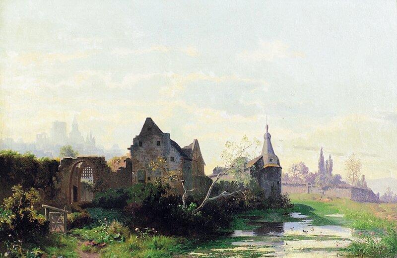 Borgruiner 1864