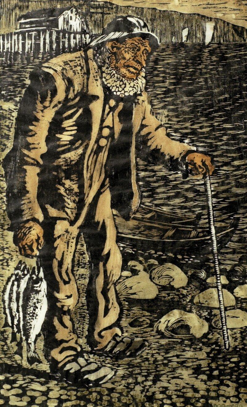 Fiskeren