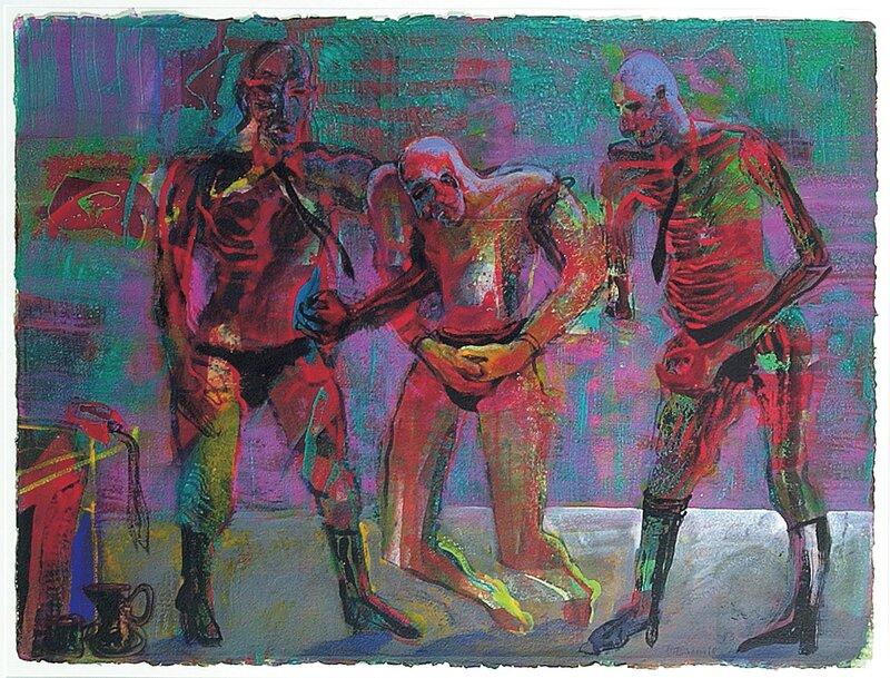 Figurkomposisjon 1983