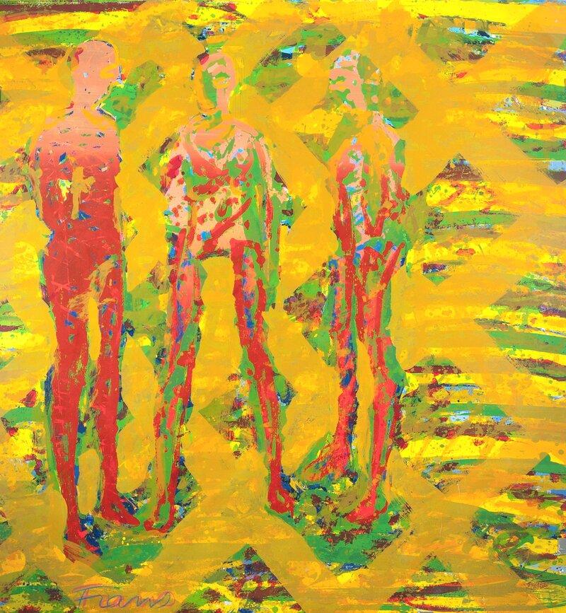 Tre figurer