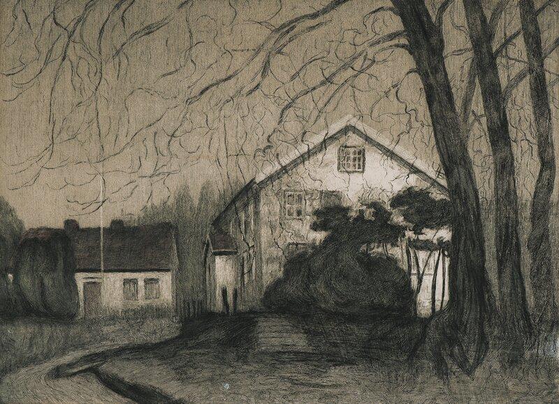 Midnatt 1914