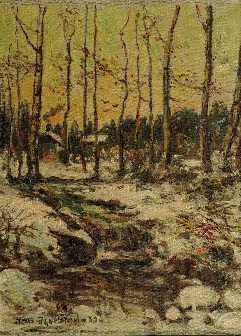 Vinteraften 1930