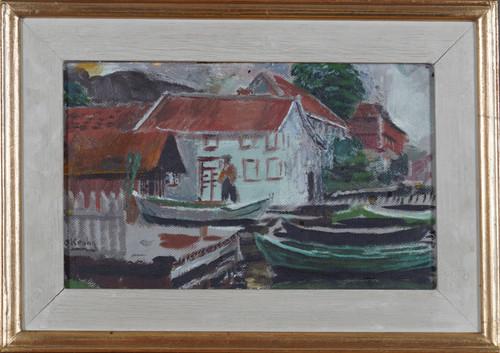 Brygger og båter, Brekkestø