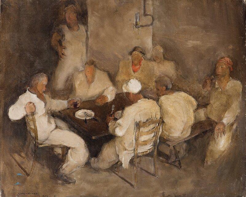 Murerkneipen 1925