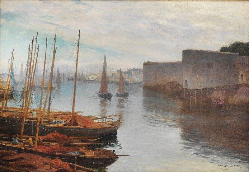 Havneparti 1902