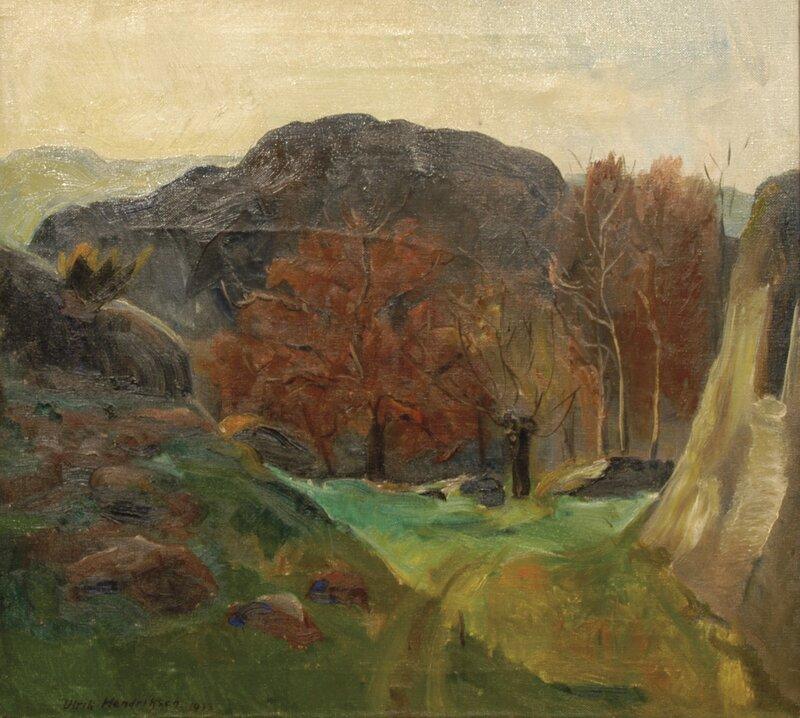 Landskap 1933