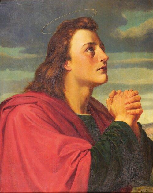Apostelen Johannes 1866