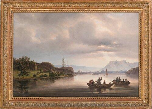 Fra Fredrikshald 1829
