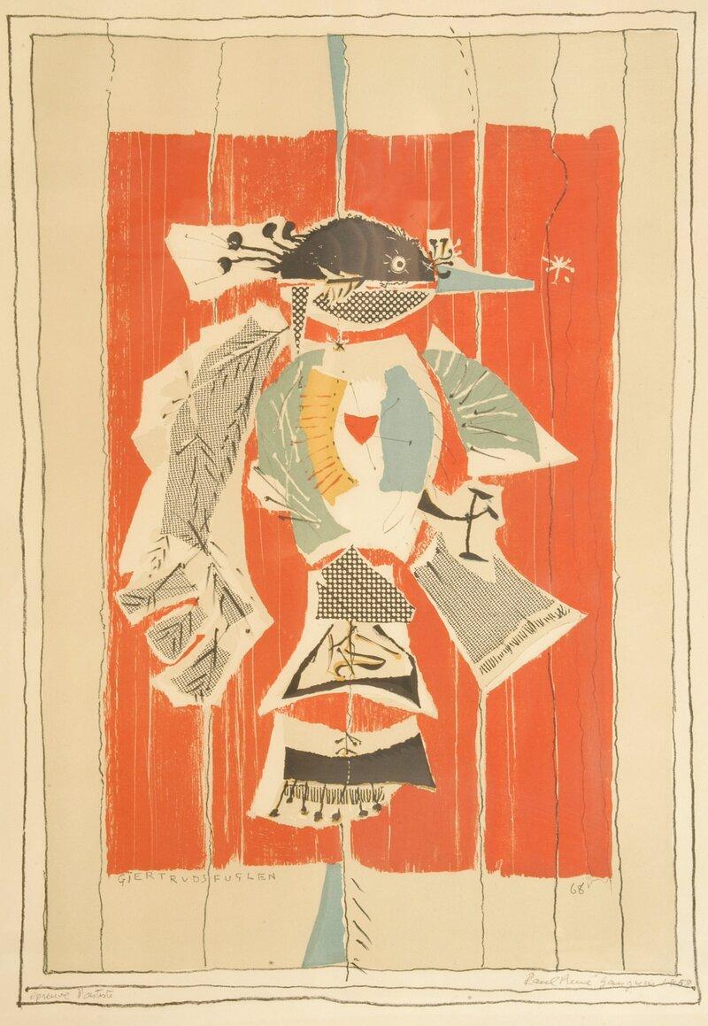 Gjertrudsfuglen 1968