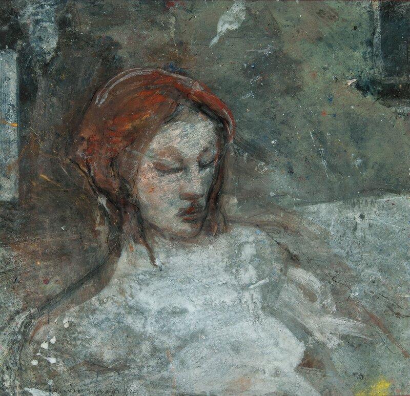 Kvinneakt 1987