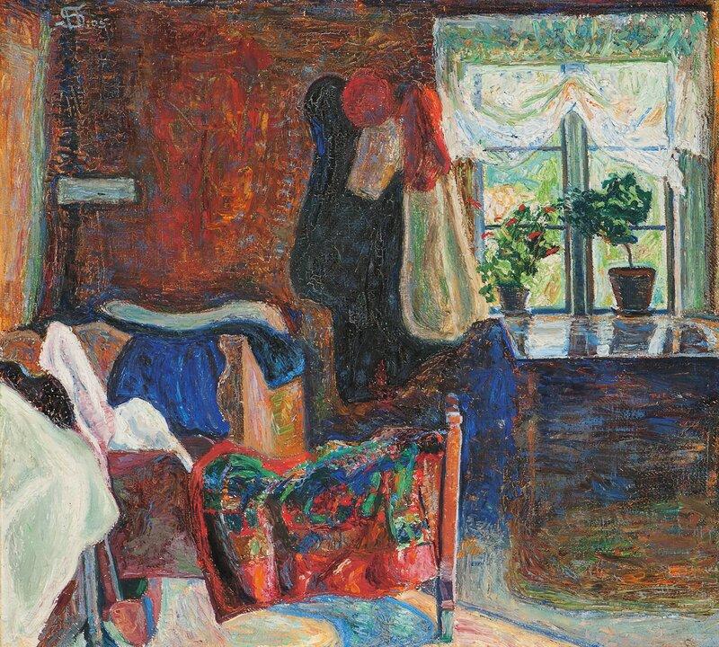 Interiør 1905