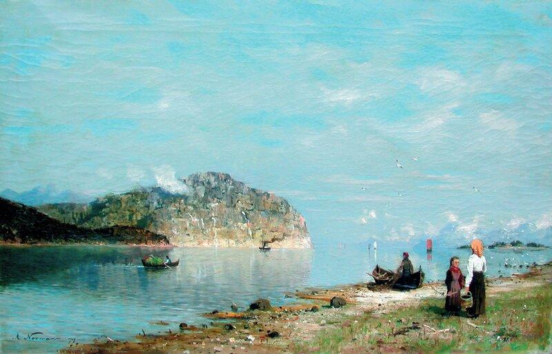 Fra Nord-Norge 1879