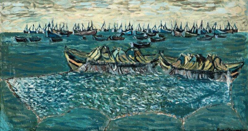 Sildefiske 1941
