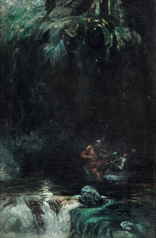 Fossegrimen 1882