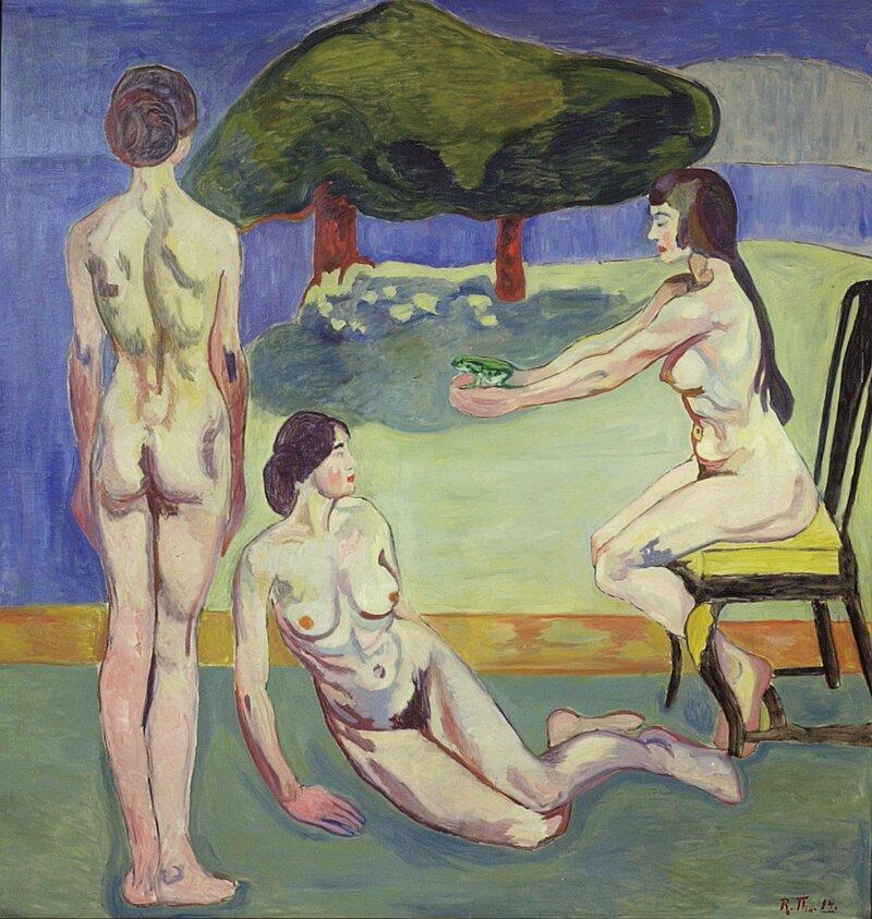 Modeller (Dobbeltakt, Komposisjon) 1914