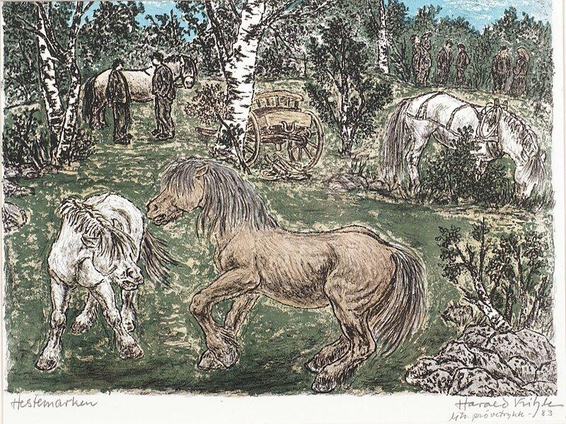 Hestemarken 1983