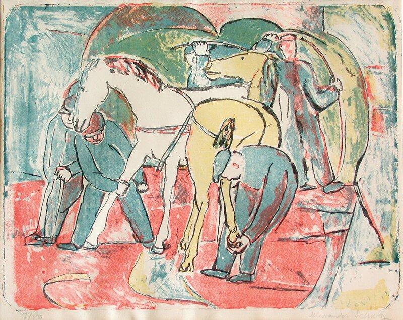 Skoing av hester