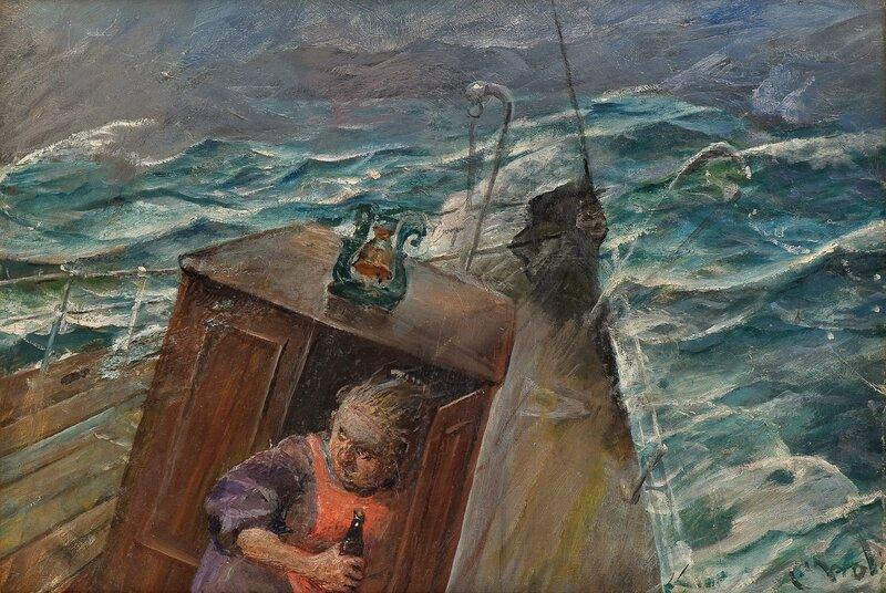 Til havs